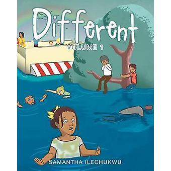 Different Volume 1 by Ilechukwu & Samantha
