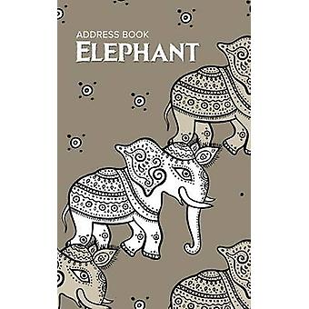 Address Book Elephant by Us & Journals R