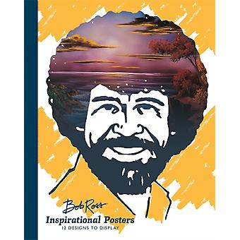 Bob Ross Inspirational Posters  12 Designs to Display by Bob Ross