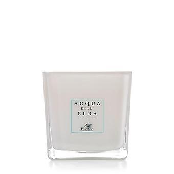 Acqua Dell'Elba Mare Scented Candle 180g White Glass Container