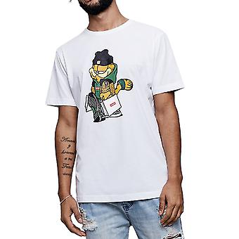 CAYLER &; SONS camiseta para hombre WL Hyped Garfield