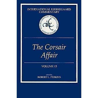 -Corsair Affair - by Robert L. Perkins - Robert L. Perkins - 978086554