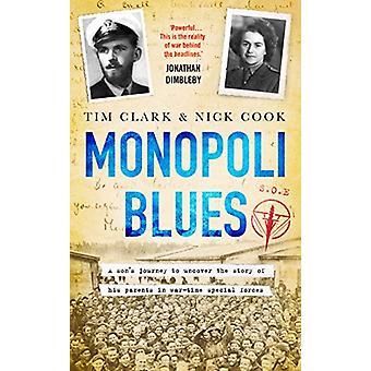 Monopoli Blues by Tim Clark - 9781912618514 Book