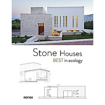 Stone Houses - Best in Ecology by Patricia Martinez - 9788416500406 Bo