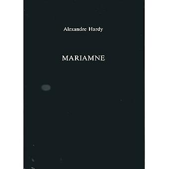 Mariamne (Exeter French Texts)