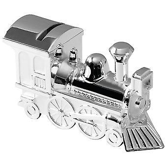 Orton Ouest boîte de Locomotive argent - Silver