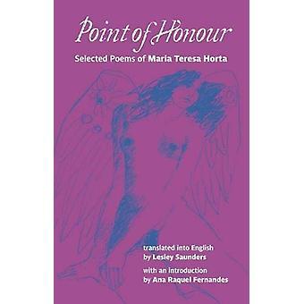 Point of honour by Maria Teresa Horta - 9781909747470 Book