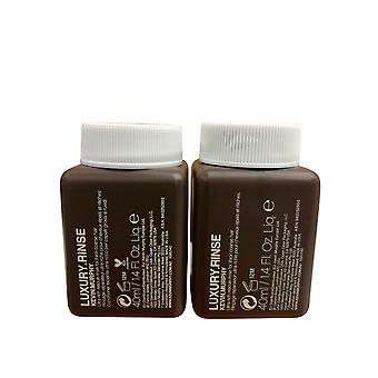 Kevin Murphy Luxury Rinse Travel 1.4 OZ set of Two
