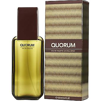 Antonio Puig - Quorum - Eau De Toilette - 100ML
