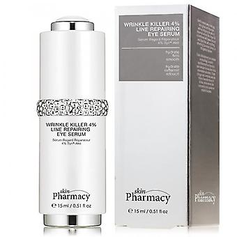 Skinpharmacy wrinkle killer 4% line repairing serum