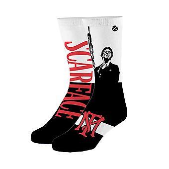 Scarface Tony the Boss Premium Sublimated Crew Socks