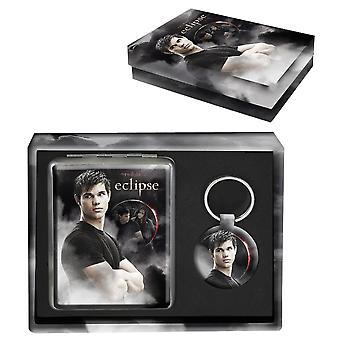 Twilight Saga Eclipse ID Case & Keyring Jacob Reflections