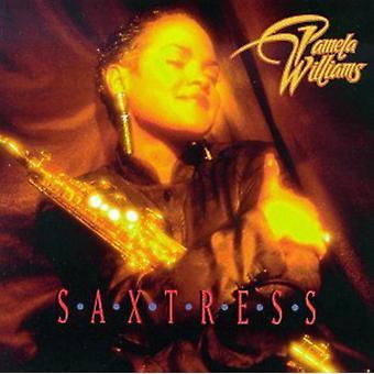 Pamela Williams - Saxtress [CD] USA import