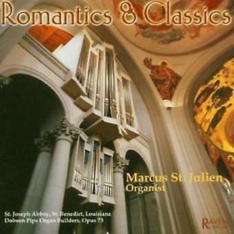 Romantics & Classics - Romantics & Classics [CD] USA import