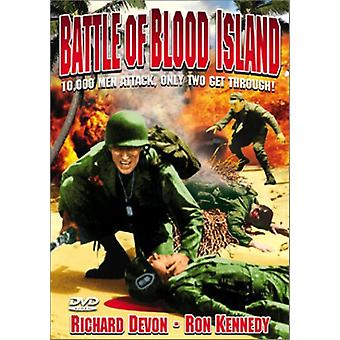 Battle of Blood Island (1960) [DVD] USA importere
