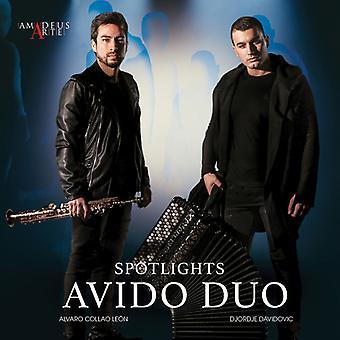 Spotlights [CD] USA-Import