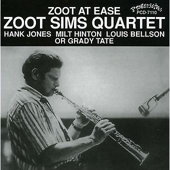 Zoot Sims - Zoot at Ease [CD] USA import