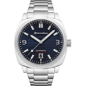 Spinnaker - Wristwatch - Men - Hull Riviera acier - SP-5073-11 - Gris