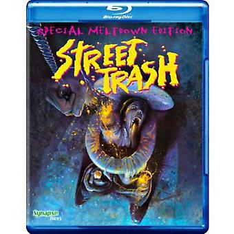 Street Trash-Special Meltdown Edition [BLU-RAY] USA import