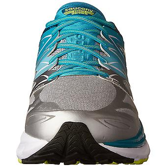Saucony Womens Hurricane ISO 2 Low Top Lace Up Running Sneaker