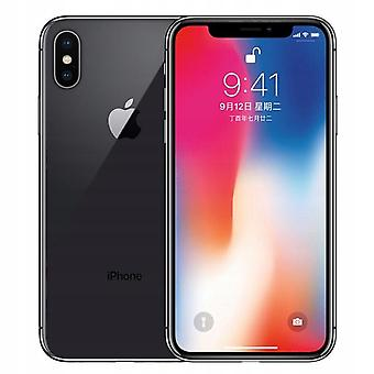 Apple iPhone X 256GB gray smartphone