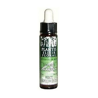 Remedy 4 Fears Insecurities Eco 10 ml of floral elixir
