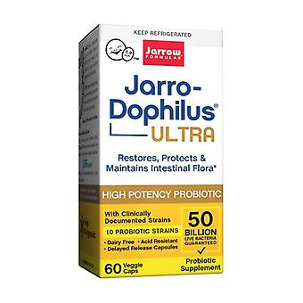 Ultra JarroDophilus 50 billion 60 vegetable capsules