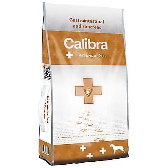 Calibra Nourriture pour Chiens Diet Dog Gastro/Pancréas