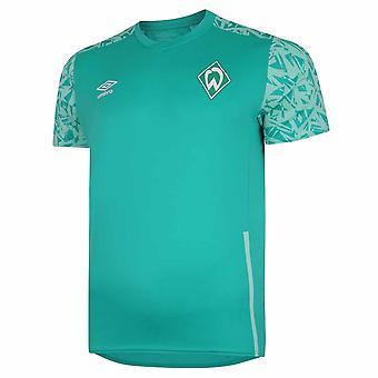 Camisa de Treinamento werder Bremen 2020-2021 (Verde)