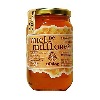 Organic Milflores Honey 500 g
