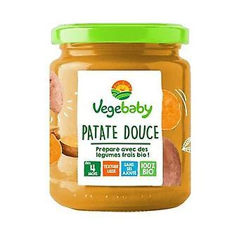 Baby Vegébaby Sweet Potato 4 month jars 2 units
