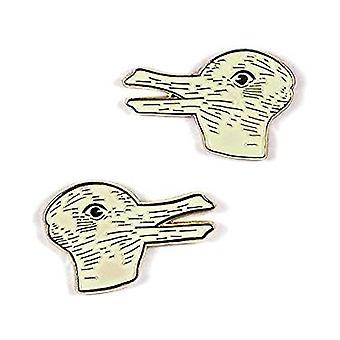مجموعة دبوس - UPG - البط والأرانب جديد 5308