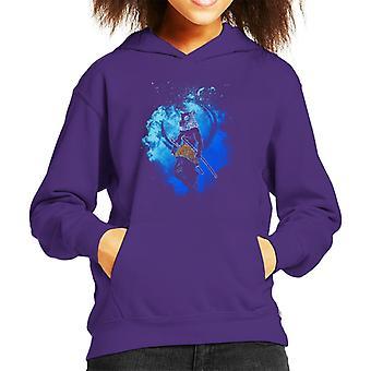 Inosuke Hashibira Kimetsu No Yaiba Kid's Hooded Sweatshirt