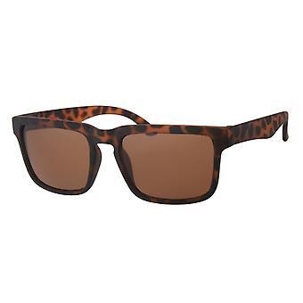 Sunglasses Men's Kat. 3 brown with brown lens (A 20211)