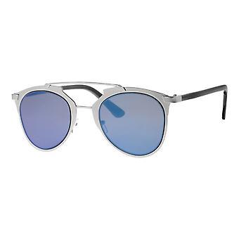 Sunglasses Women's Black/Blue (L5119)