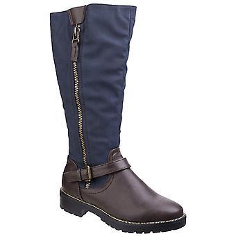 Divaz Women-apos;s Manson Tall Boot Brown 25567-42553