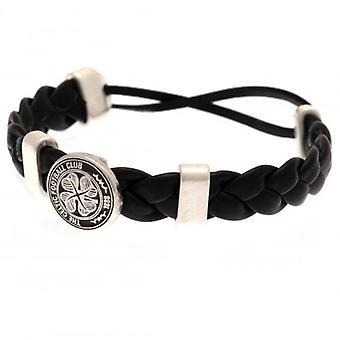 Celtic PU Slider Bracelet