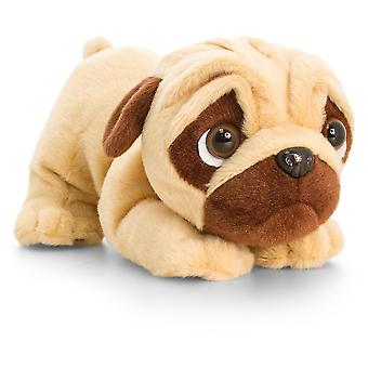 Keel Toys Pugsley Pouncing with Sound