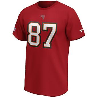Tampa Bay Buccaneersin NFL-#87 Rob Gronkowski