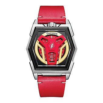 Justice League x Daumier Devia Flash 01 Montre Unisex DM-JLW017. FBTN.9GNN.S.M