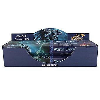 Age of Dragons vesi Dragon suitsuke sauvat (6 pakkausta 20)