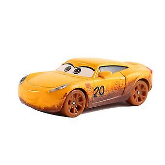 ديزني بيكسار سيارات 3 -- البرق ماكوين اللعب -- 1:55 ديكاست نموذج سبائك معدنية للأطفال