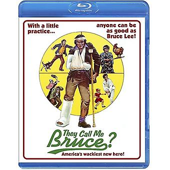 They Call Me Bruce (1982) [Blu-ray] USA import
