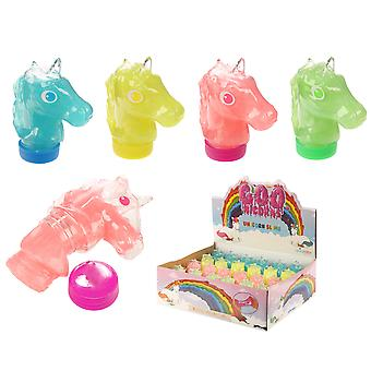 Fun Kids Unicorn Slime X 1 Pack
