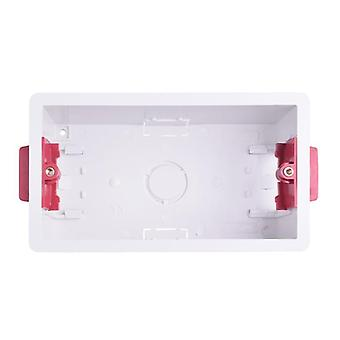Dry Lining Box/wall Socket Cassette For Gypsum - Plaster Board
