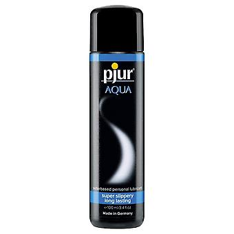 Pjur aqua water based lubricant 100 ml / 3.38 fl oz