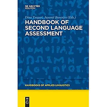 Handbook of Second Language� Assessment (Handbooks of Applied Linguistics [HAL])