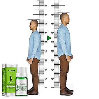 Height Increase Oil, Conditioning Body Grow Taller Herbal Essential Oils,