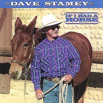 Dave Stamey - als ik Had een paard [CD] USA import