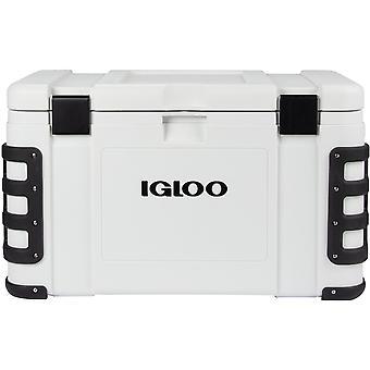 IGLOO Leeward 72 qt. Marine Hard Cooler - White